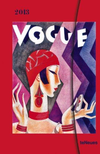 9783832759940: Vogue 2013 Magneto Diary klein