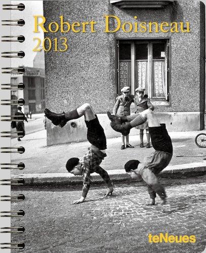 9783832760830: 2013 Robert Doisneau Deluxe Engagement Calendar