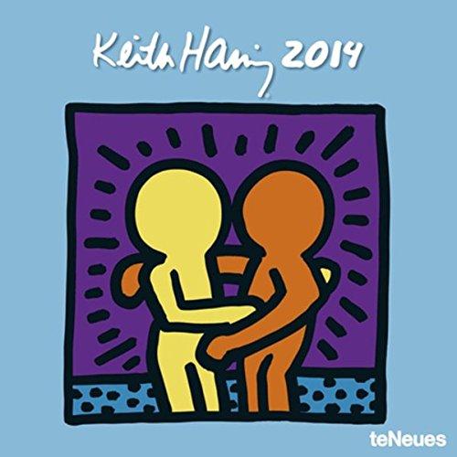 9783832762056: Keith Haring 2014 Calendar.