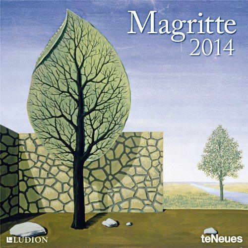 9783832763008: Magritte 2014. Broschürenkalender