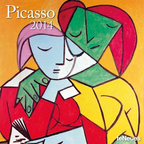 9783832764357: 2014 Pablo Picasso Wall Calendar