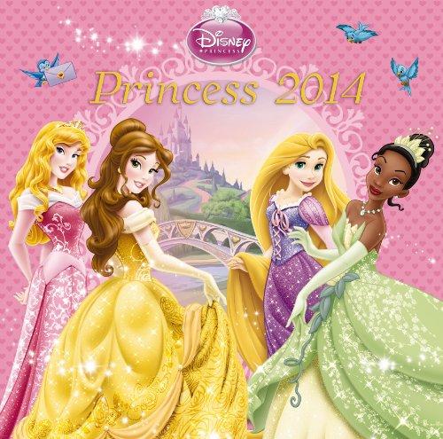 9783832764623: 2014 A&I Disney Princess Calendar