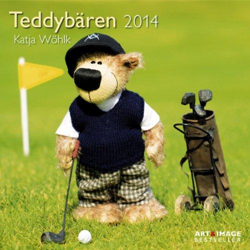 9783832764678: Teddybären 2014. Broschürenkalender