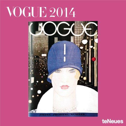 9783832765361: 2014 Vogue Illustration Calendar