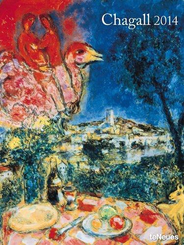 9783832767648: Chagall 2014