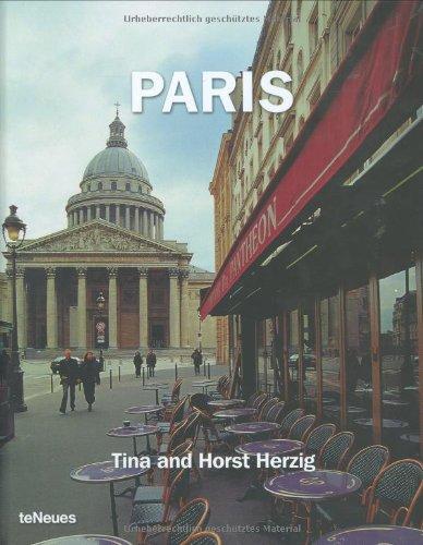 9783832790448: Paris (English, German, Spanish and Italian Edition)