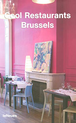 9783832790653: Cool Restaurants Brussels