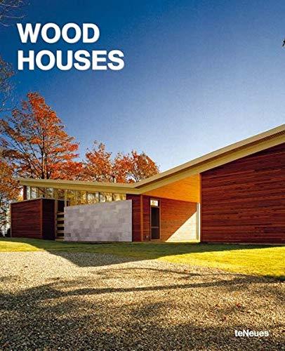 9783832790769: Wood houses (Designfocus)