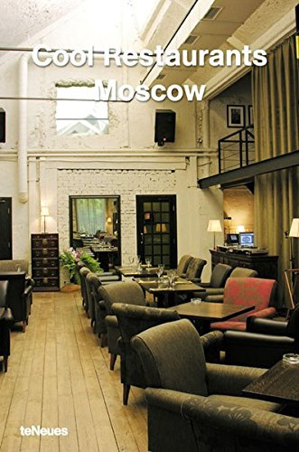 9783832791476: Cool Restaurants Moscow
