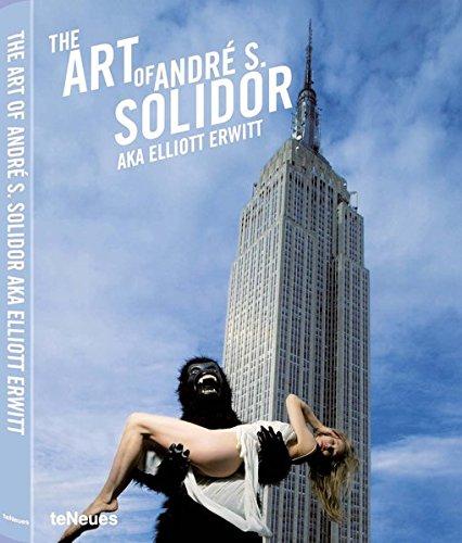 9783832791759: The Art of Andre S. Solidor aka Elliott Erwitt with Cohiba Cigar with Smoking Fish photoprint
