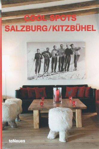 9783832791773: Cool Spots Salzburg/Kitzbeuel: Salzburh/Kitzbuhel