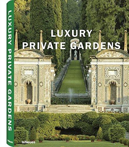 9783832792268: Luxury Private Gardens
