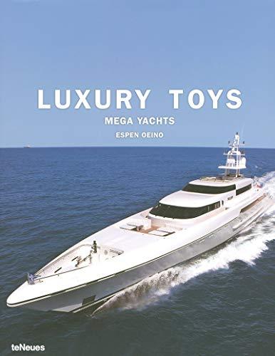 9783832792664: Luxury Toys: Mega Yachts