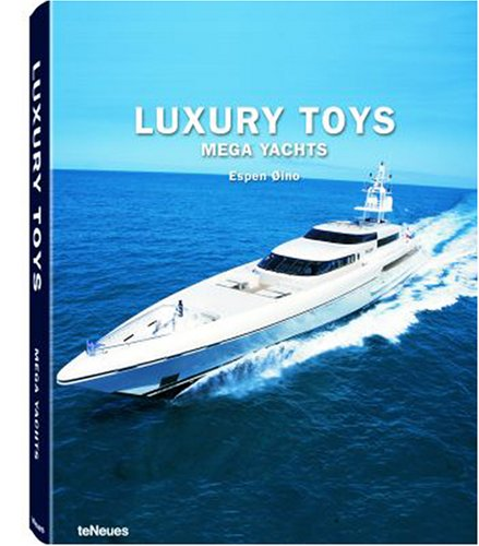 9783832792824: Luxury toys mega yachts. Special edition