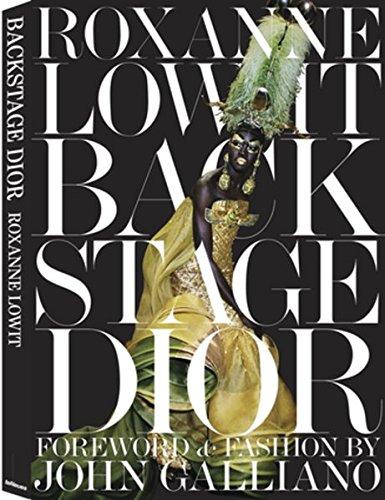 9783832793463: Backstage Dior