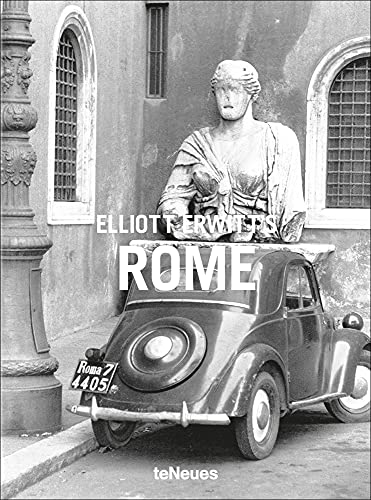 9783832793616: Elliot Erwitt's Rome. Ediz. illustrata (Photographer)