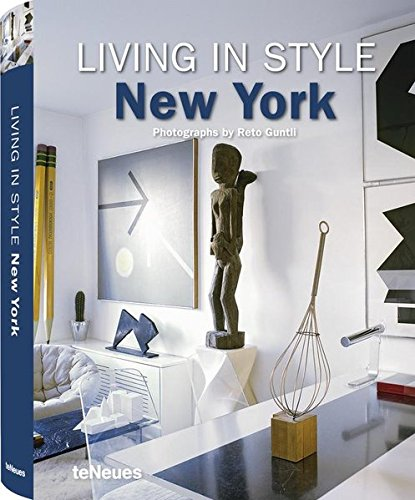 9783832793807: Living in Style New York