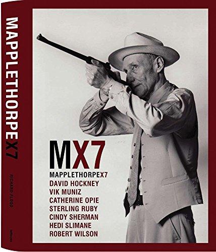 Mapplethorpe X7 (Photographer): Robert Mapplethorpe