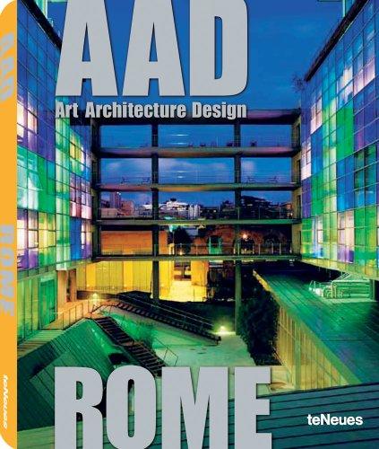 9783832794996: AAD Rome (English and German Edition)