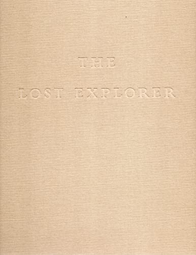 9783832795191: Lost Explorer (French Edition)