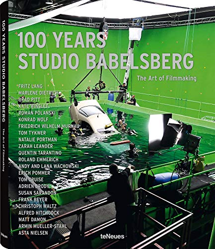 100 Years Studio Babelsberg: The Art of Filmmaking (German and English Edition): Wedel, Michael; ...