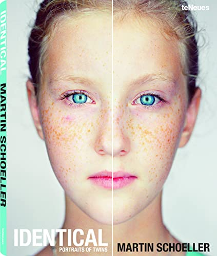9783832796648: Identical: Portraits of Twins (English, German and French Edition)