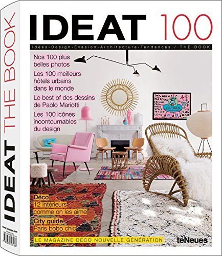 Ideat 100: The Book (French Edition): Laurent Blanc