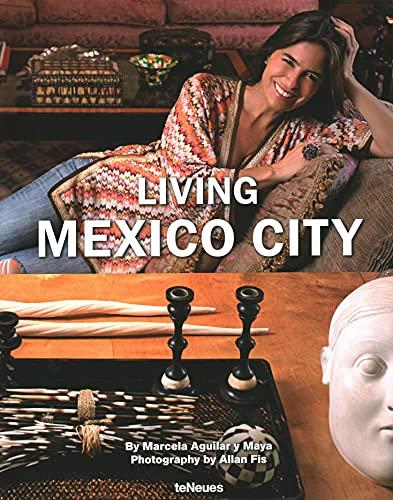 9783832798062: Living Mexico City
