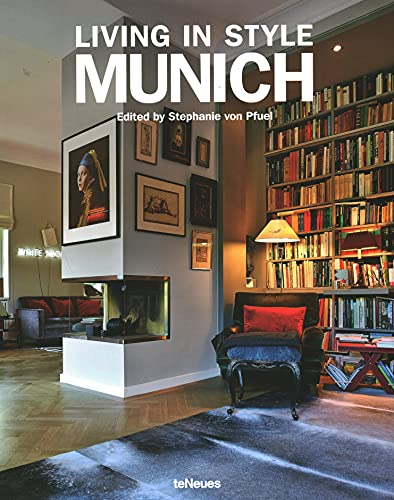 9783832798550: Living in Style Munich