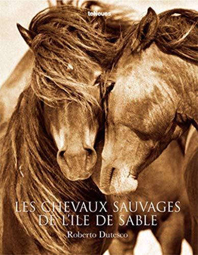 9783832798802: Les Chevaux de l'Ile de Sable