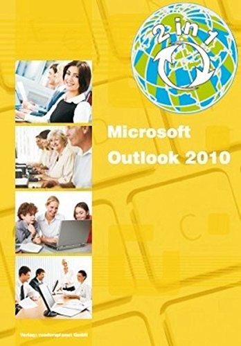 9783832800871: 2in1 - Outlook 2010