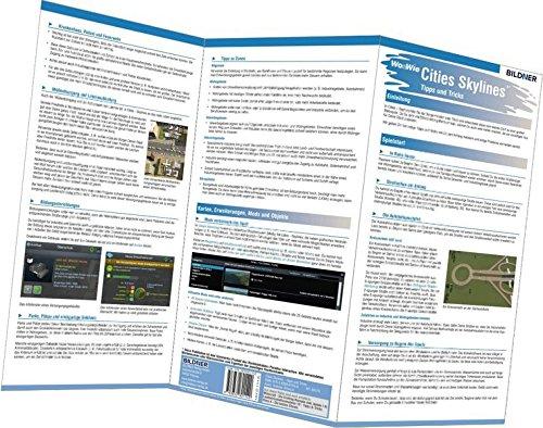 9783832801540: Cities: Skylines - Alle Tipps und Tricks zum Spiel auf einen Blick!