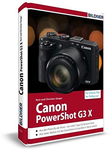 9783832801632: Canon PowerShot G3X - Für bessere Fotos von Anfang an!