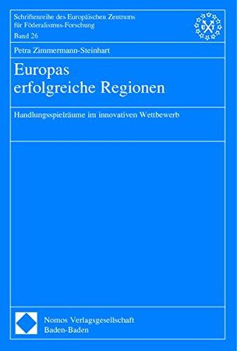 Europas erfolgreiche Regionen: Petra Zimmermann-Steinhart