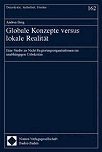 Globale Konzepte versus lokale Realität