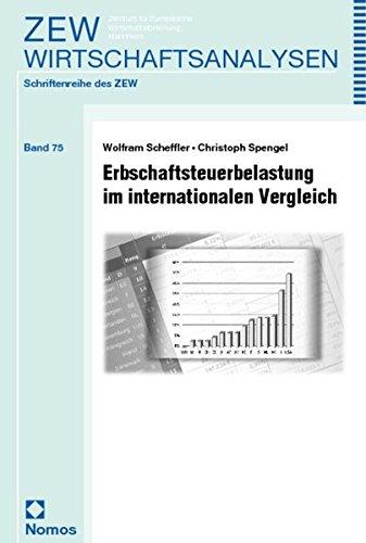 Erbschaftsteuerbelastung im internationalen Vergleich