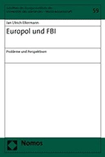 Europol und FBI: Jan Ulrich Ellermann