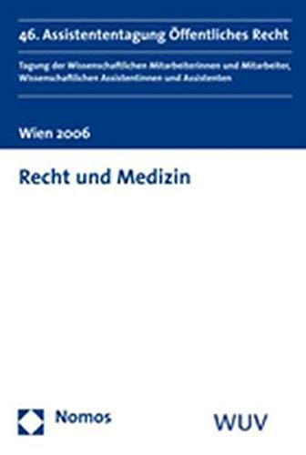 Recht und Medizin: Elisabeth Dujmovits