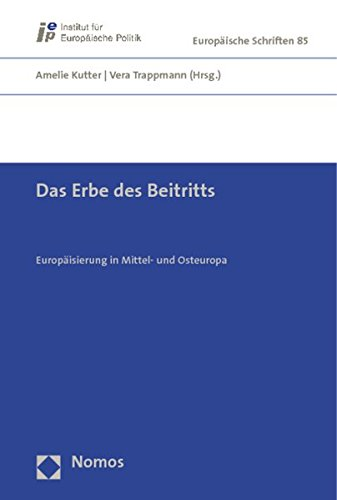 Das Erbe des Beitritts / The Legacy of Accession: Amelie Kutter