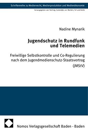 Jugendschutz in Rundfunk und Telemedien: Nadine Mynarik