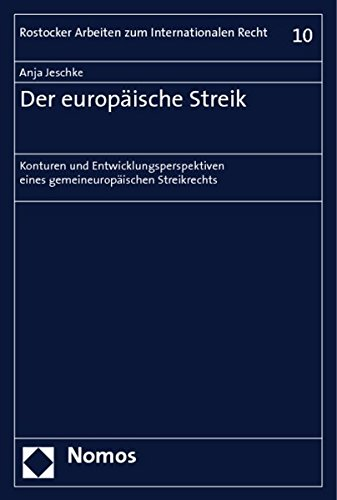 Der europäische Streik: Anja Jeschke