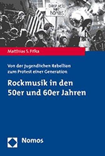 Rockmusik in den 50er und 60er Jahren: Matthias S. Fifka