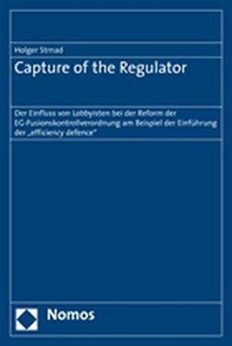 Capture of the Regulator: Holger Strnad