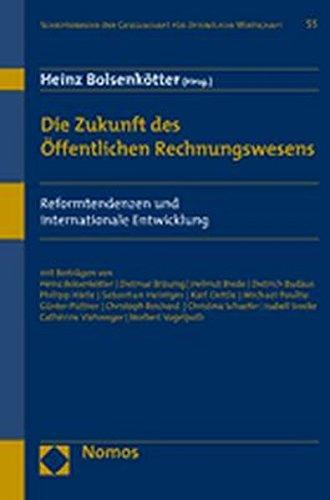 Die Zukunft des Öffentlichen Rechnungswesens: Heinz Bolsenkötter
