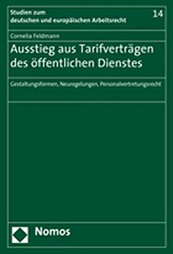 Ausstieg aus Tarifverträgen des öffentlichen Dienstes: Cornelia Feldmann