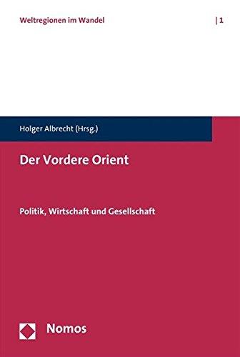 Der Vordere Orient: Holger Albrecht