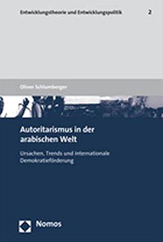 Autoritarismus in der arabischen Welt: Oliver Schlumberger