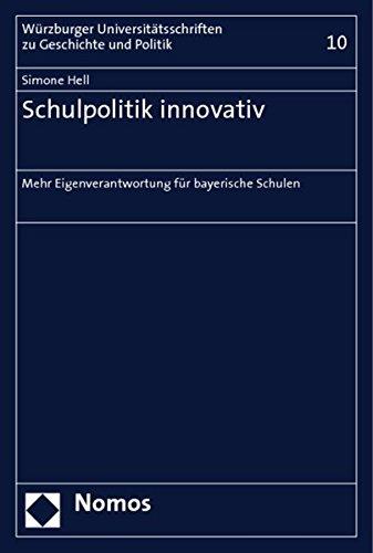 Schulpolitik innovativ: Simone Hell