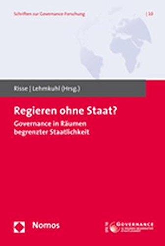 Regieren ohne Staat?: Thomas Risse