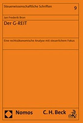 Der G-REIT: Jan Frederik Bron